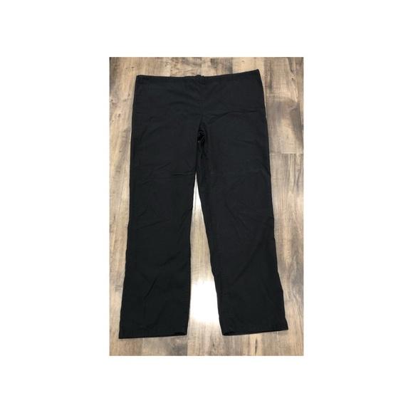 SB Scrubs black scrub pants